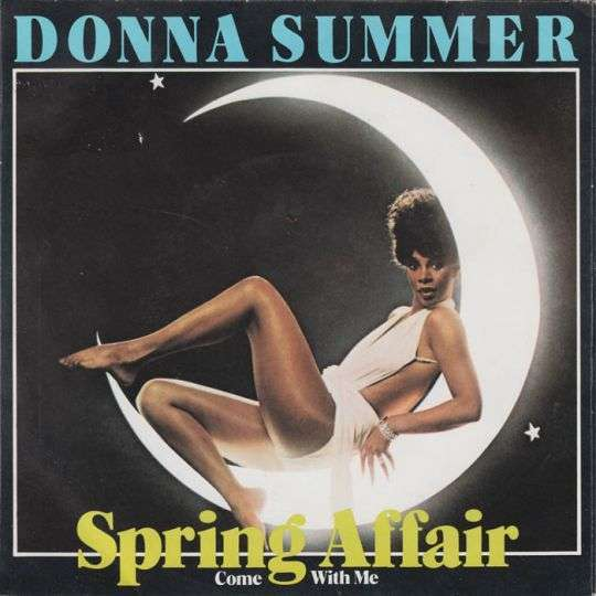 Coverafbeelding Spring Affair - Donna Summer
