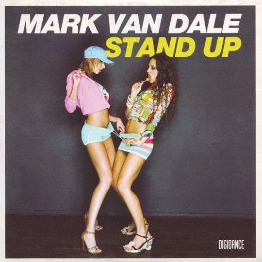 Coverafbeelding Mark Van Dale - Stand Up