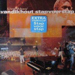Coverafbeelding Stap Voor Stap - Live Ahoy' - Vandikhout