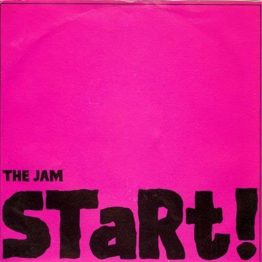Coverafbeelding Start! - The Jam