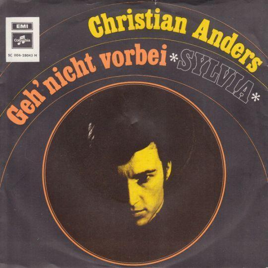 Coverafbeelding Geh' Nicht Vorbei - Christian Anders