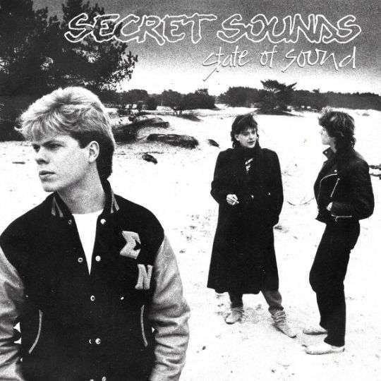 Coverafbeelding State Of Sound - Secret Sounds