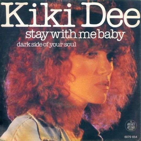 Coverafbeelding Stay With Me Baby - Kiki Dee