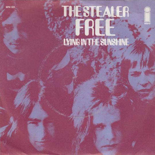 Coverafbeelding The Stealer - Free ((Gbr))