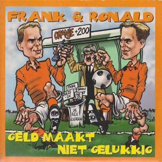 Coverafbeelding Geld Maakt Niet Gelukkig - Frank & Ronald