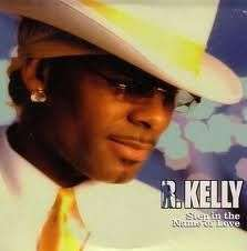 Coverafbeelding R. Kelly - Step In The Name Of Love Remix