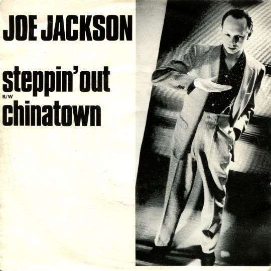 Coverafbeelding Steppin' Out - Joe Jackson