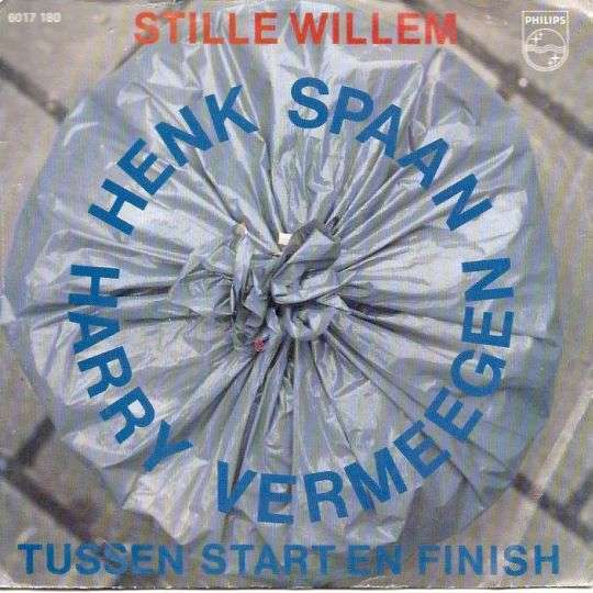 Coverafbeelding Stille Willem - Henk Spaan & Harry Vermeegen