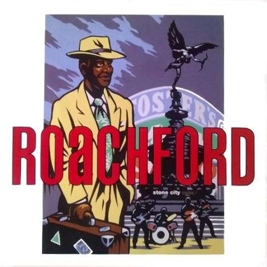Coverafbeelding Stone City - Roachford