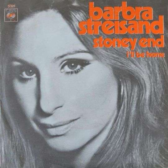 Coverafbeelding Stoney End - Barbra Streisand