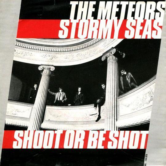 Coverafbeelding Stormy Seas - The Meteors