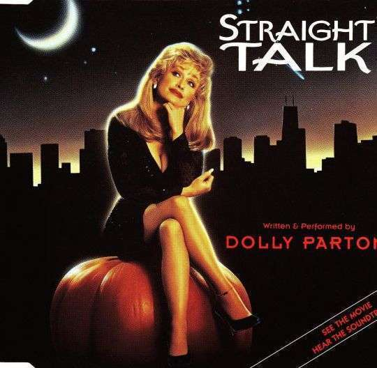 Coverafbeelding Straight Talk - Dolly Parton