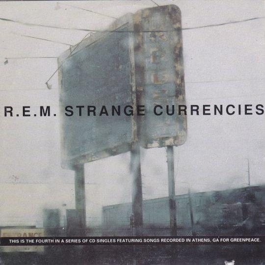 Coverafbeelding Strange Currencies - R.e.m.