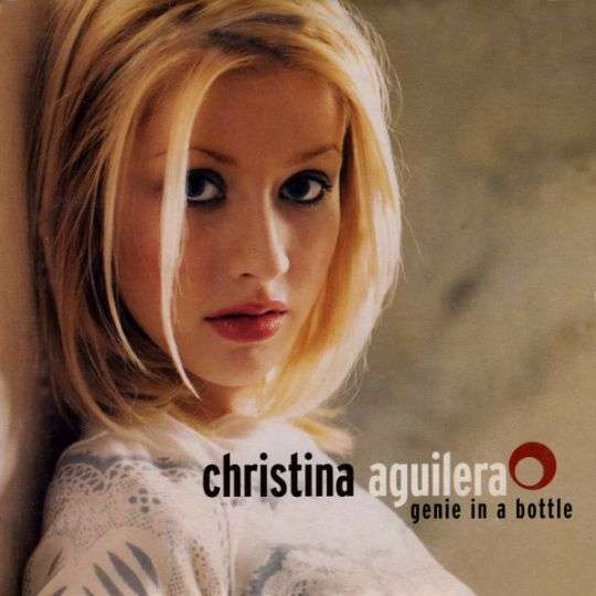 Coverafbeelding Genie In A Bottle - Christina Aguilera