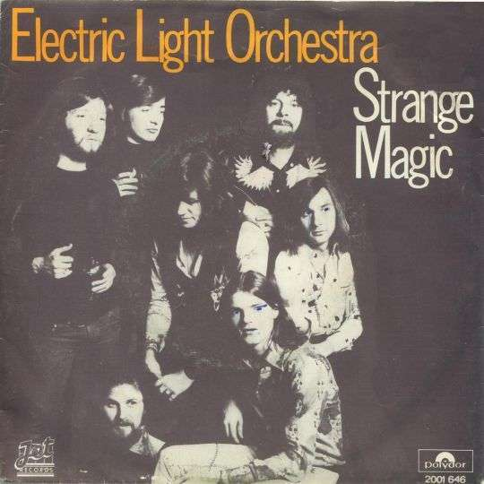Coverafbeelding Strange Magic - Electric Light Orchestra