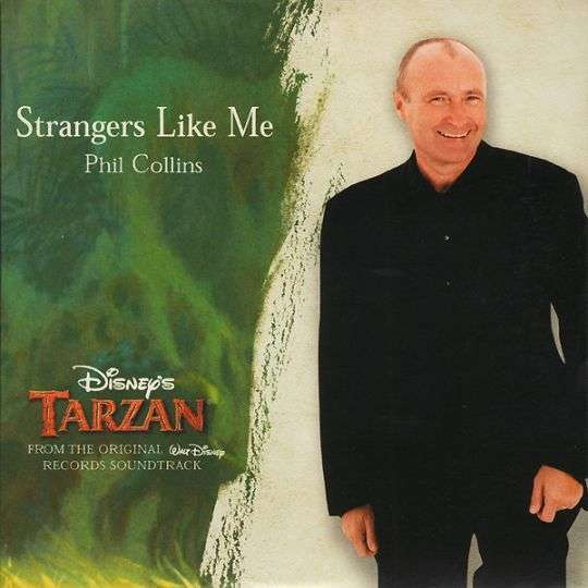 Coverafbeelding Phil Collins - Strangers Like Me