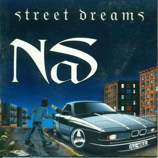Coverafbeelding Street Dreams - Nas