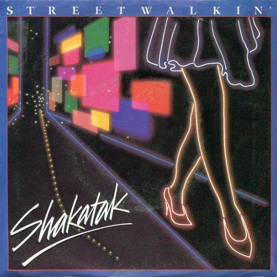 Coverafbeelding Streetwalkin' - Shakatak