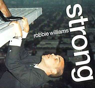 Coverafbeelding Robbie Williams - Strong