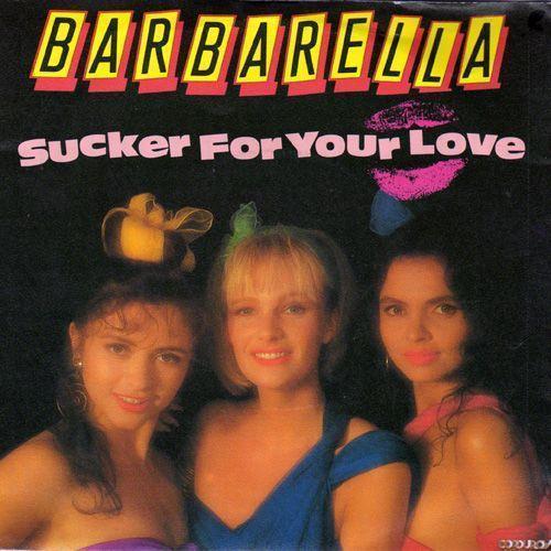 Coverafbeelding Sucker For Your Love - Barbarella