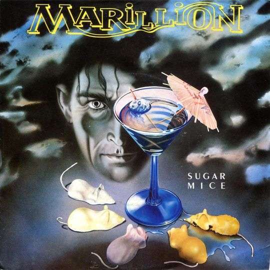 Coverafbeelding Sugar Mice - Marillion