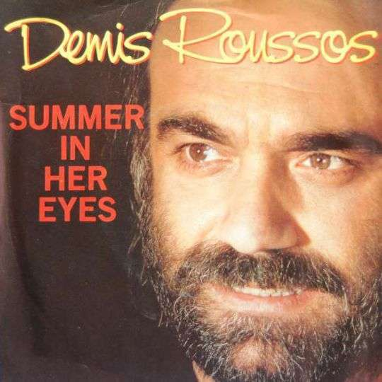 Coverafbeelding Summer In Her Eyes - Demis Roussos
