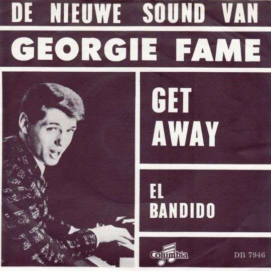 Coverafbeelding Get Away - Georgie Fame