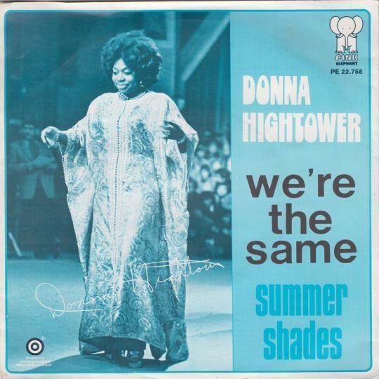 Coverafbeelding Summer Shades - Donna Hightower
