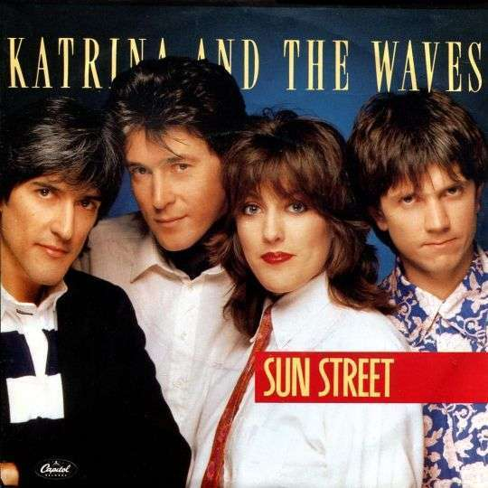 Coverafbeelding Sun Street - Katrina And The Waves