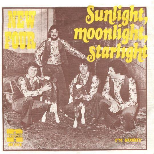 Coverafbeelding Sunlight, Moonlight, Starlight - New Four
