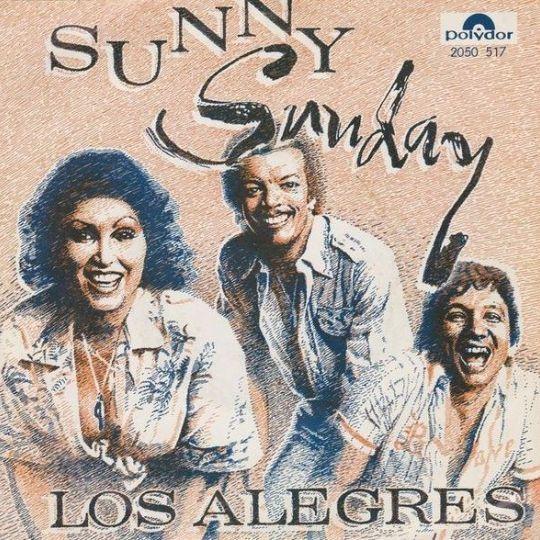 Coverafbeelding Sunny Sunday - Los Alegres