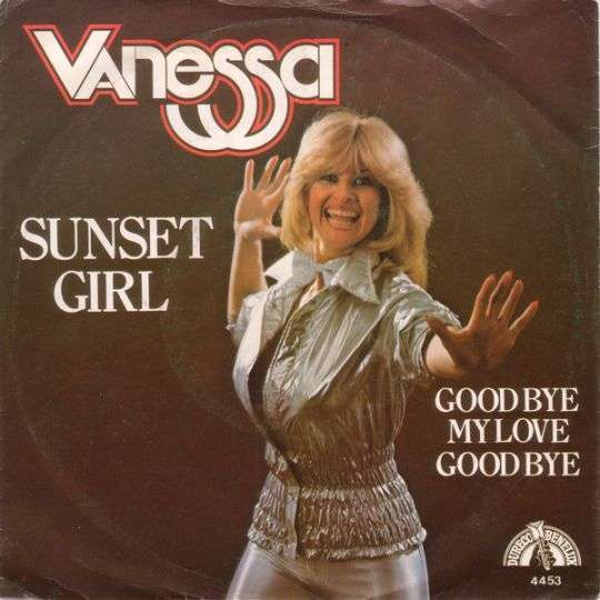 Coverafbeelding Sunset Girl - Vanessa
