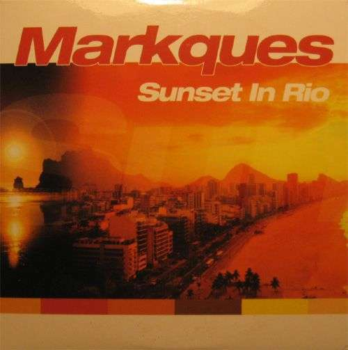 Coverafbeelding Markques - Sunset In Rio