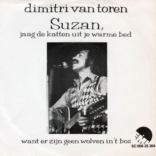 Coverafbeelding Suzan, Jaag De Katten Uit Je Warme Bed - Dimitri Van Toren