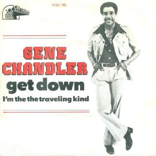 Coverafbeelding Gene Chandler - Get Down