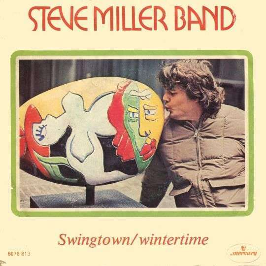Coverafbeelding Swingtown - Steve Miller Band