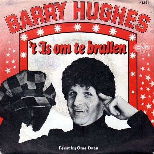 Coverafbeelding 't Is Om Te Brullen - Barry Hughes
