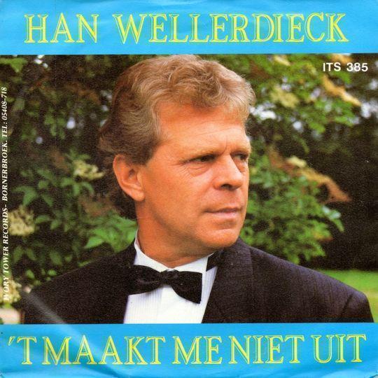 Coverafbeelding 't Maakt Me Niet Uit - Han Wellerdieck