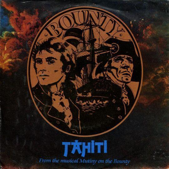 Coverafbeelding Tahiti - David Essex