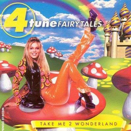 Coverafbeelding Take Me 2 Wonderland - 4 Tune Fairytales