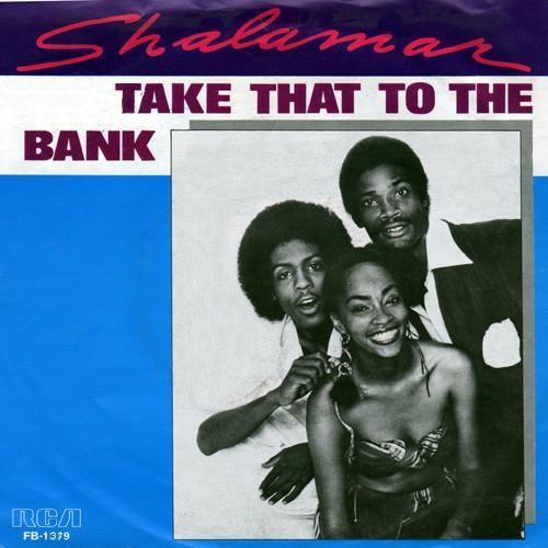 Coverafbeelding Take That To The Bank - Shalamar