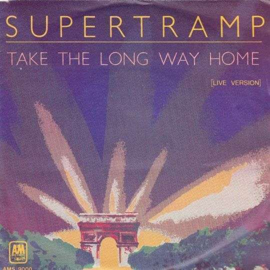 Coverafbeelding Take The Long Way Home (Live Version) - Supertramp