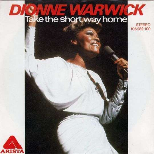 Coverafbeelding Take The Short Way Home - Dionne Warwick