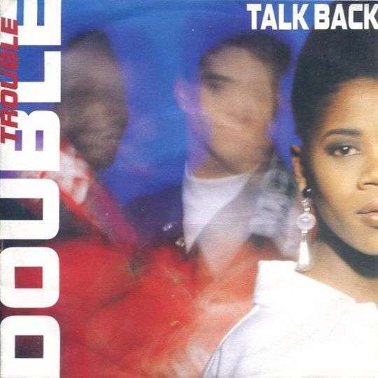 Coverafbeelding Talk Back - Double Trouble
