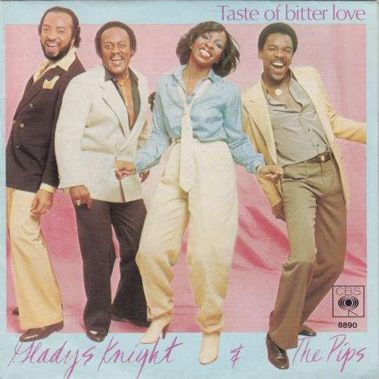Coverafbeelding Gladys Knight & The Pips - Taste Of Bitter Love