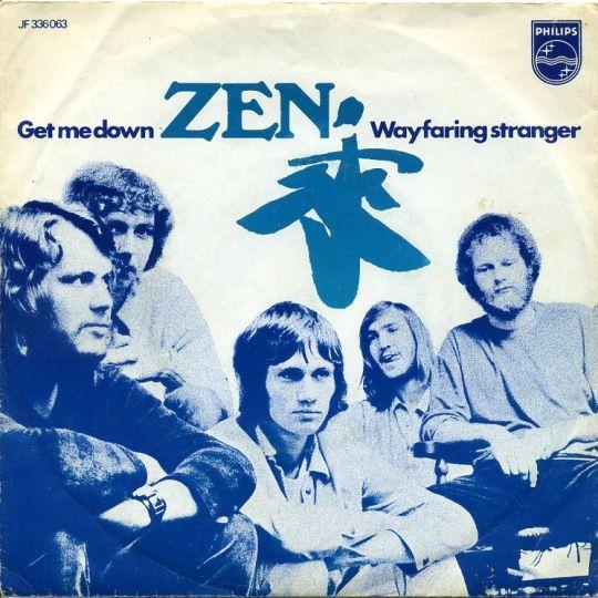 Coverafbeelding Get Me Down - Zen