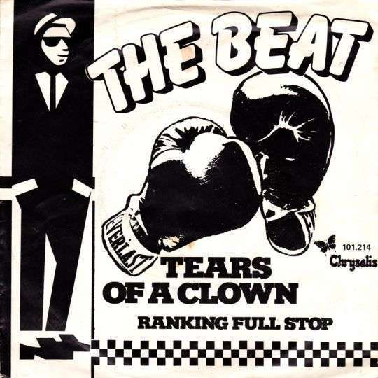 Coverafbeelding Tears Of A Clown - The Beat