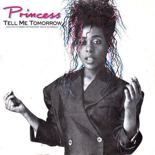 Coverafbeelding Tell Me Tomorrow - Princess
