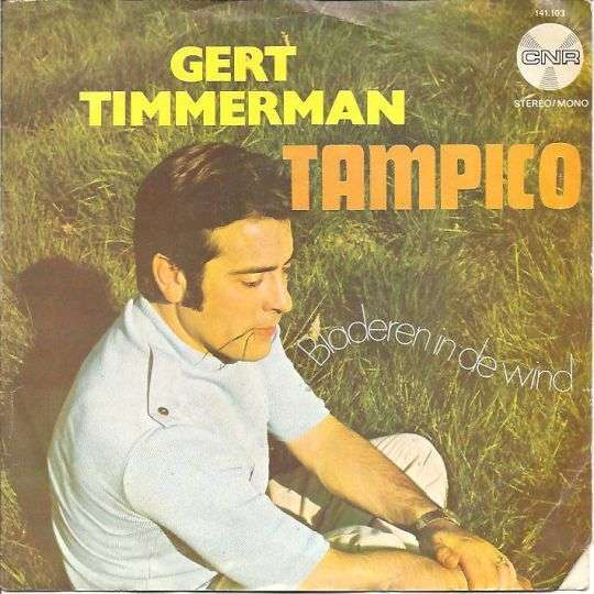 Coverafbeelding Tampico - Gert Timmerman