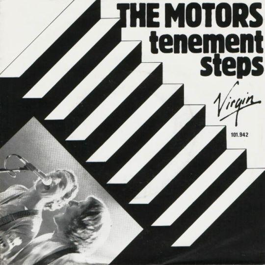 Coverafbeelding Tenement Steps - The Motors